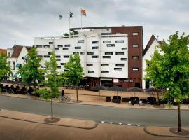 格罗宁根城市酒店,位于格罗宁根的酒店