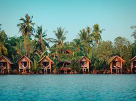 伊甸园生态度假村,位于贡布的酒店