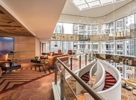 芝加哥康拉德酒店,位于芝加哥的酒店
