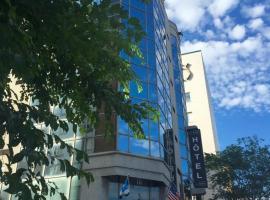 蒙特利尔中心科洛姆酒店,位于蒙特利尔的酒店