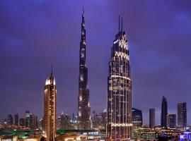 迪拜林荫大道地标酒店,位于迪拜的酒店
