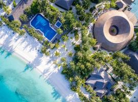 蜜月岛Spa度假村,位于迪弗西的酒店
