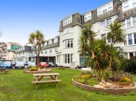 大不列颠希斯兰酒店,位于伯恩茅斯的酒店