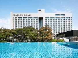 济州岛梅生格拉德酒店,位于济州市的酒店