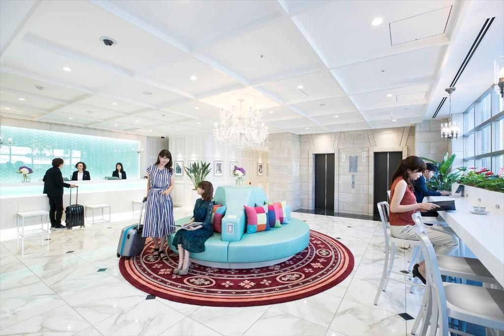 入住D-CITY名古屋纳屋桥大和皇家酒店的客人
