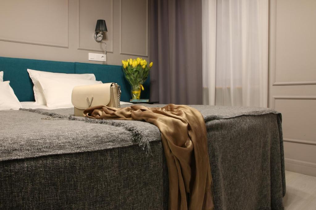 乔伊纳雷马克酒店客房内的一张或多张床位