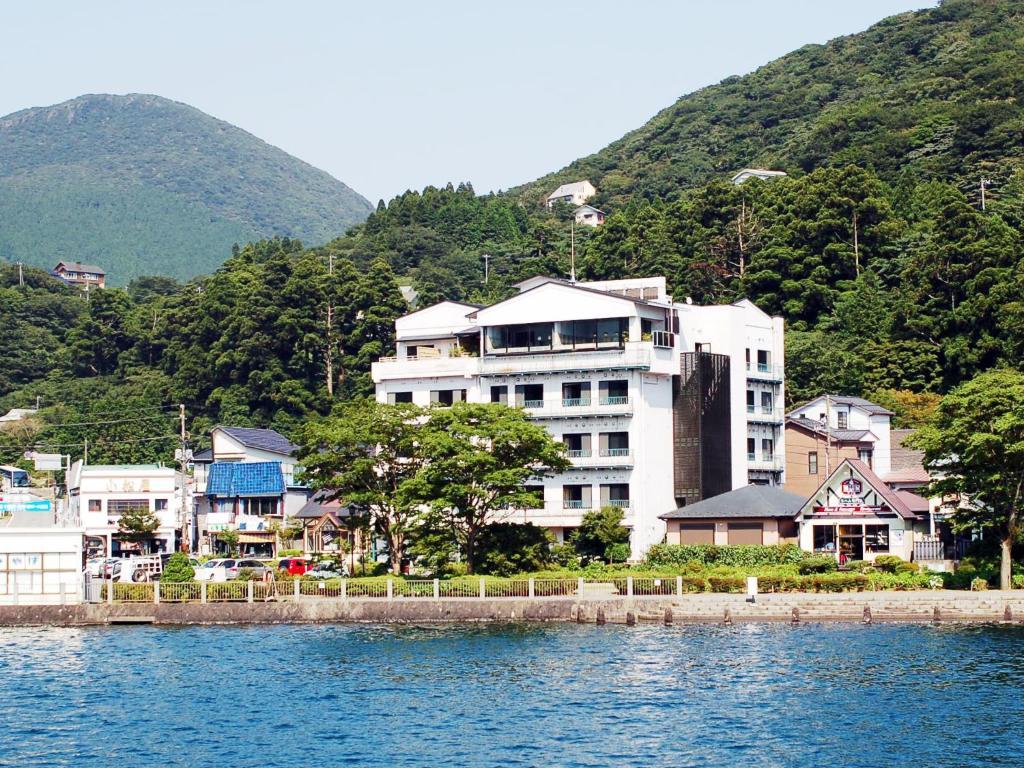 日式旅馆周边环境
