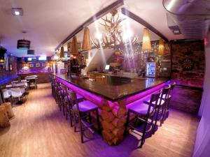 M蒙特利尔旅馆餐厅或其他用餐的地方