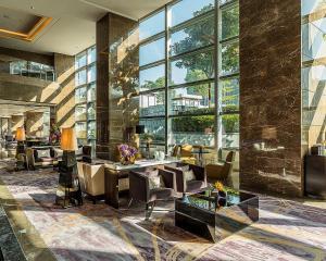 深圳四季酒店餐厅或其他用餐的地方
