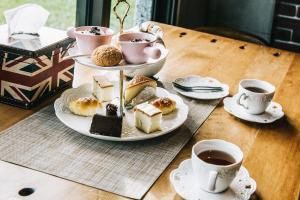 夏洛克 Villa 民宿 提供给客人的早餐选择