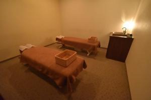 多美迎PREMIUM小樽酒店Spa和/或其他健康设施