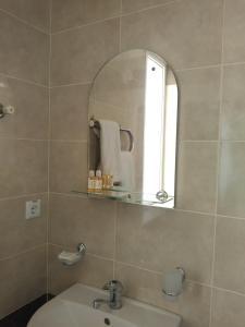 Yurus Hostel的一间浴室