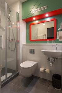 Good Morning Gelsenkirchen City的一间浴室