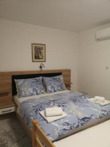 梅亚公寓客房内的一张或多张床位