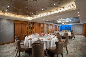 上海南新雅大酒店餐厅或其他用餐的地方