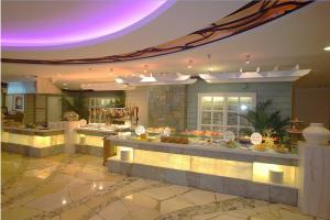 珠海骏德会酒店餐厅或其他用餐的地方