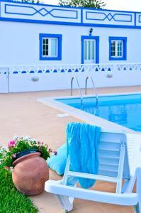昆塔达斯阿门德尔斯酒店内部或周边的泳池