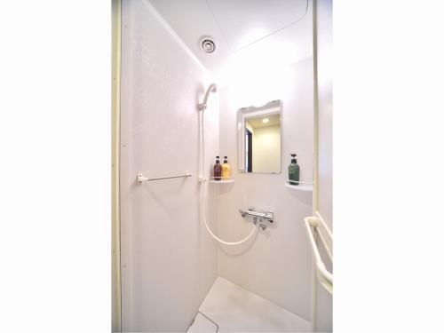 多美迎PREMIUM小樽酒店的一间浴室