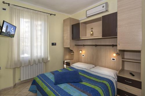 阿菲塔卡马雷易来莎酒店客房内的一张或多张床位