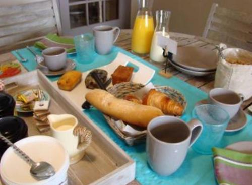 LB艾特LB酒店提供给客人的早餐选择