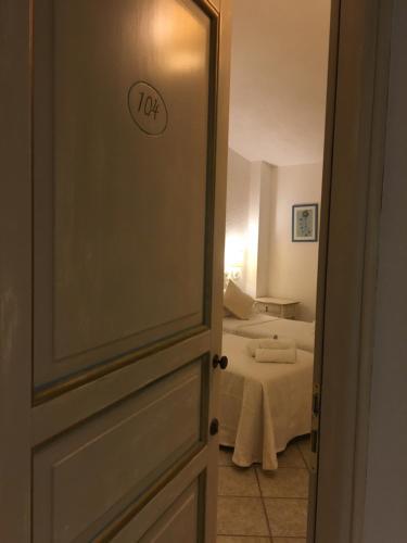 索尔根特酒店的一间浴室