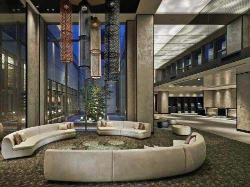 Hotel Vischio Kyoto by GRANVIA大厅或接待区