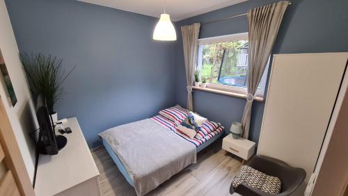 Sasinko客房内的一张或多张床位