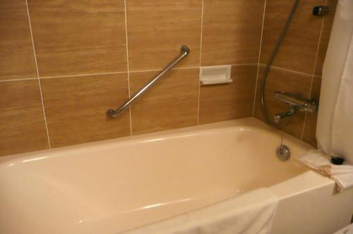 小田急山酒店的一间浴室