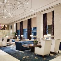 旧金山日航酒店,位于旧金山的酒店