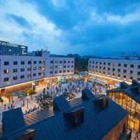 济州普雷斯坎普酒店,位于西归浦市的酒店
