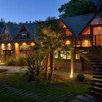 la maison dans les bois,位于Soucelles的酒店