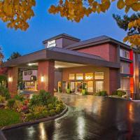 华盛顿地区西雅图大学银云酒店,位于西雅图的酒店