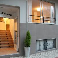 博斯克马尔酒店,位于贝尼卡西姆的酒店