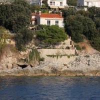 Apartments by the sea Stikovica, Dubrovnik - 2131,位于扎通的酒店