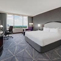 亚特兰大希尔顿酒店,位于亚特兰大的酒店