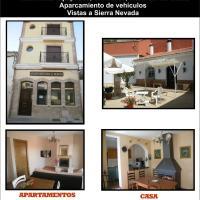 Apartamentos Horno y Casa De Dulce,位于普瑞拉纳的酒店