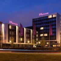 格罗宁根马提尼广场美居酒店,位于格罗宁根的酒店