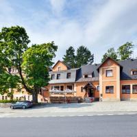 斯塔拉波斯塔酒店,位于Filipovice的酒店
