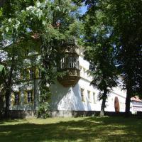 Schlosshotel am Hainich,位于Behringen的酒店