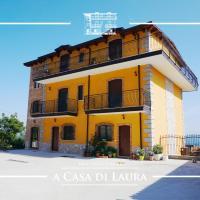 A Casa Di Laura B&B Apartments,位于坎帕尼亚的酒店