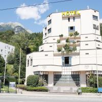Sommerhotel Karwendel(卡文德索默尔酒店)