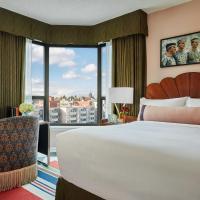 西雅图毕业酒店,位于西雅图的酒店