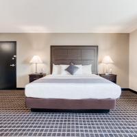 Alexis Hotel & Banquets Dallas Park Central Galleria,位于达拉斯的酒店