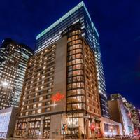 圣马丁别墅酒店,位于蒙特利尔的酒店