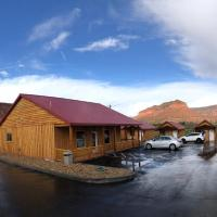Red Canyon Cabins,位于卡纳布的酒店