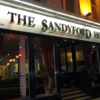 Sandyford Hotel,位于格拉斯哥的酒店