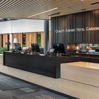 加勒穆恩机场品质酒店