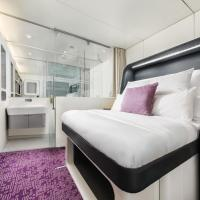 YOTELAIR Amsterdam Schiphol Transit Hotel(阿姆斯特丹史基浦优特艾尔过境酒店)
