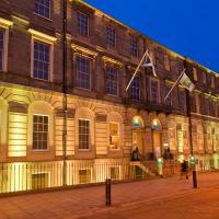 快捷假日爱丁堡市中心酒店,位于爱丁堡的酒店