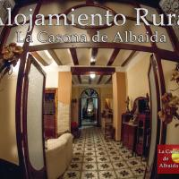 La Casona Albaida,位于Albaida的酒店